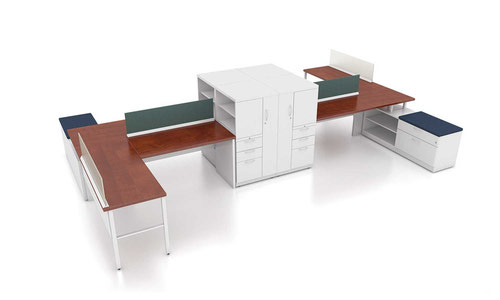 {Surpass Desking Systems}